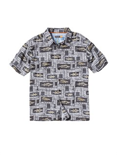 KVJ0Men s Clear Days Short Sleeve Shirt by Quiksilver - FRT1