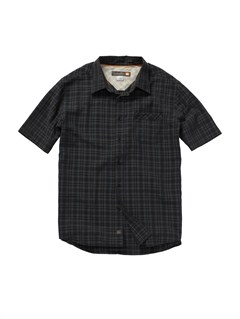 KVJ0Men s Deep Water Bay Short Sleeve Shirt by Quiksilver - FRT1
