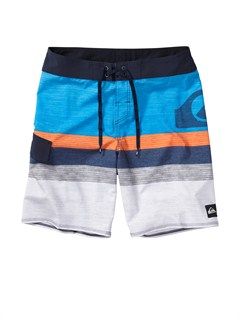 "BMM3AG47 New Wave Bonded  9"" Boardshorts by Quiksilver - FRT1"