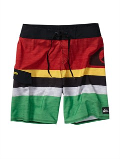 "RQV3AG47 New Wave Bonded  9"" Boardshorts by Quiksilver - FRT1"