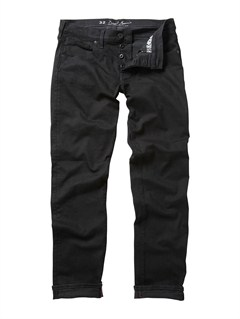 KTW0Bad Habits Jeans  32  Inseam by Quiksilver - FRT1