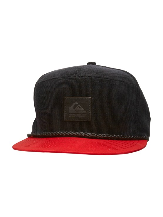 RQQ0Please Hold Trucker Hat by Quiksilver - FRT1