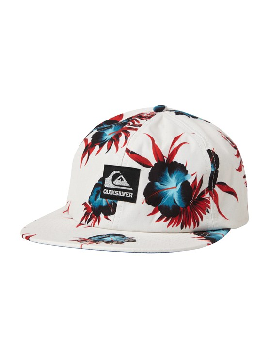WDV0After Hours Trucker Hat by Quiksilver - FRT1