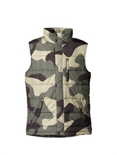 GZA1Do Da Fleece by Quiksilver - FRT1