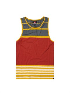 YMA3Waved Out Tank by Quiksilver - FRT1