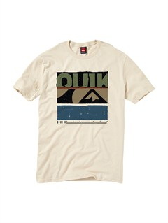 SEW0Band Practice T-Shirt by Quiksilver - FRT1