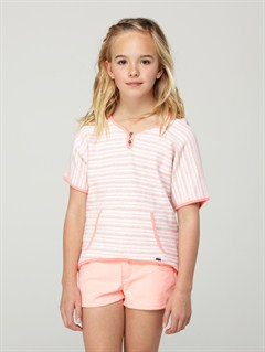 HORGirls 7- 4 Cherry Blossom Pullover by Roxy - FRT1