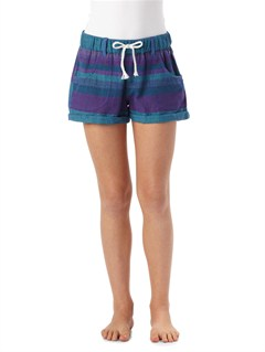 PND3Girls 7- 4 Little Beauty Endless Sun Boardshorts by Roxy - FRT1