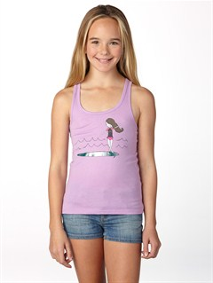 PHA0GIRLS 7- 4 COASTAL SAND TANK by Roxy - FRT1
