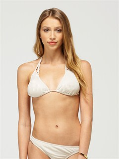 GLDSpring Fling Tiki Tri Bikini Top by Roxy - FRT1