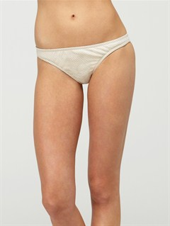 GLDAgainst the Tide Surfer Side Tie Bikini Bottoms by Roxy - FRT1