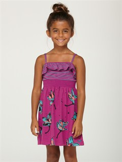 MPF6Girls 2-6 Sun Kissed Dress by Roxy - FRT1