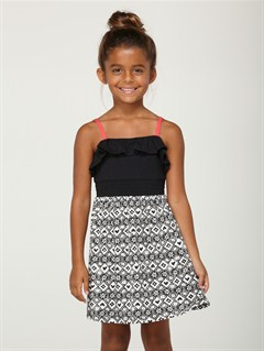 WBS6Girls 2-6 Bay Hill Dress by Roxy - FRT1