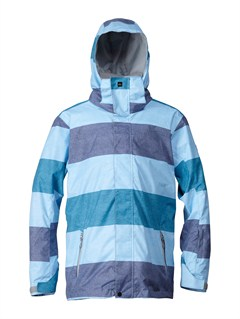 PRP1Decade  0K Insulated Jacket by Quiksilver - FRT1