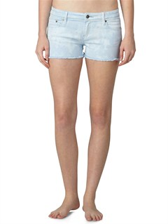 BDL0High Seas Eyelet Shorts by Roxy - FRT1