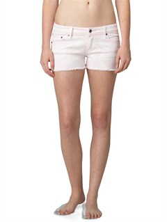 MCK0High Seas Eyelet Shorts by Roxy - FRT1