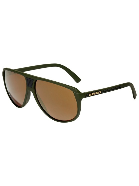 271Snag Injected Sunglasses by Quiksilver - FRT1