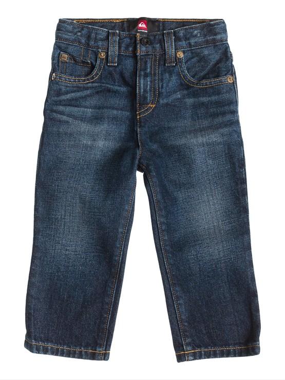 BTKYBoys 2-7 Distortion Slim Pant by Quiksilver - FRT1