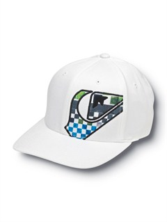 WH2Please Hold Trucker Hat by Quiksilver - FRT1