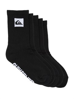 KVJ0Boys 8- 6 Legacy 5 Pack Ankle Socks by Quiksilver - FRT1