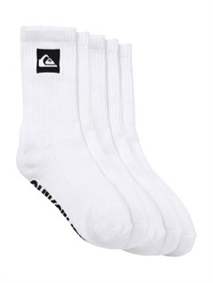 WBB0Boys 8- 6 Legacy 5 Pack Ankle Socks by Quiksilver - FRT1