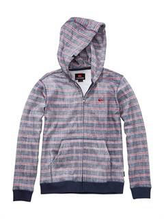BTK3Boys 8- 6 Checker Hoody by Quiksilver - FRT1