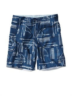 BRD0Union Surplus 2   Shorts by Quiksilver - FRT1
