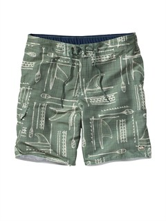 GNT0Men s Bento Boardshorts by Quiksilver - FRT1