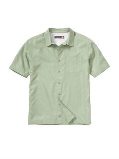 GHG0Men s Deep Water Bay Short Sleeve Shirt by Quiksilver - FRT1