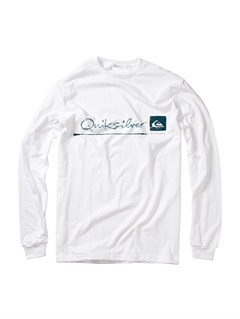 WBB0Men s Standard Long Sleeve T-Shirt by Quiksilver - FRT1