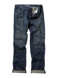 BSN0Buster Dark Used Jeans  30  Inseam by Quiksilver - FRT1