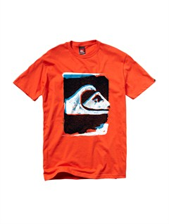 RQF0A Frames Slim Fit T-Shirt by Quiksilver - FRT1