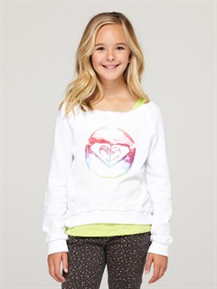WBB0Girls 7- 4 Cold Day Hoodie by Roxy - FRT1
