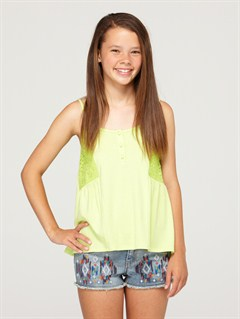 GDT0Girls 7- 4 Beach Delight Tank by Roxy - FRT1