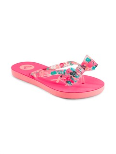 PNKGirls 7- 4 Glitz Sandals by Roxy - FRT1