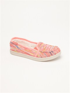 CRLGirls 7- 4 Biscotti Slippers by Roxy - FRT1