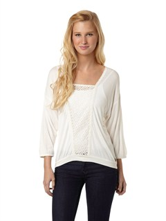 WBS0Spring Fling Long Sleeve Top by Roxy - FRT1