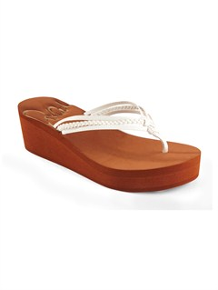 WHTMonsoon Wedge Sandal by Roxy - FRT1