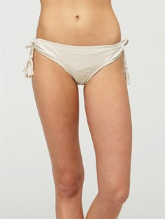 GLDBronzed Melody Retro Boy Brief Bikini Bottoms by Roxy - FRT1