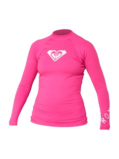 MLR0Whole Heart LS Rashguard by Roxy - FRT1