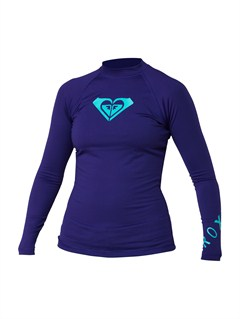 PRR0Whole Heart LS Rashguard by Roxy - FRT1