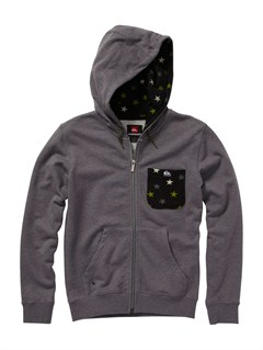 KZEHBoys 8- 6 Prescott Hooded Sweatshirt by Quiksilver - FRT1