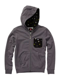 KZEHBoys 8- 6 Checker Hoody by Quiksilver - FRT1