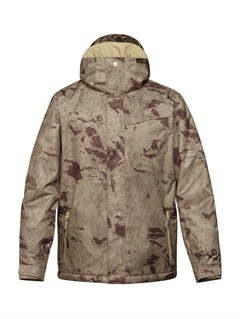 CRJ1Mission Printed  0K Youth Jacket by Quiksilver - FRT1