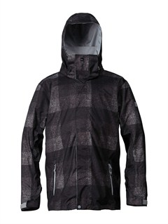 SJE1Lone Pine 20K Insulated Jacket by Quiksilver - FRT1