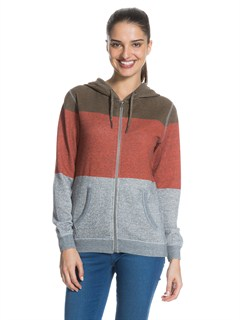 MKZ0Beauty Stardust Striped Hoodie by Roxy - FRT1