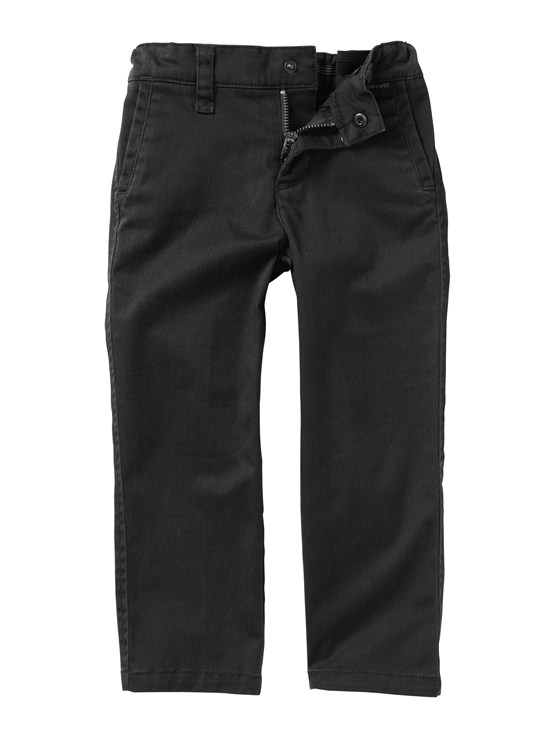 BLKBoys 2-7 Box Wire Pants by Quiksilver - FRT1