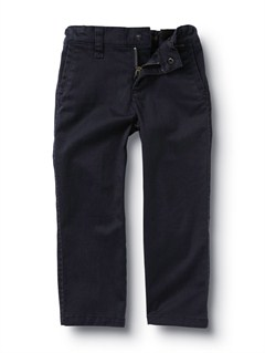 NVYBoys 2-7 Box Car Pants by Quiksilver - FRT1