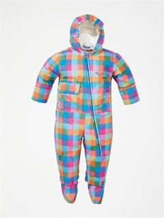 BLUBaby Lightning Bug Insulated 5K One-Piece Suit by Roxy - FRT1