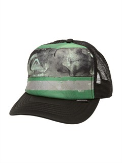 GRNBoys 8- 6 Boards Hat by Quiksilver - FRT1